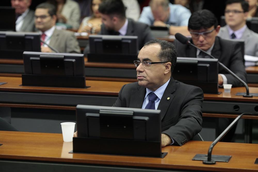 Celso Jacob assume como titular na Câmara dos Deputados