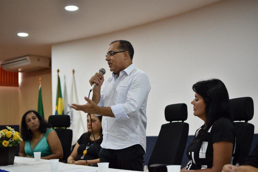 Aula inaugural marca início do ano letivo e recebe novos alunos do Cederj Três Rios