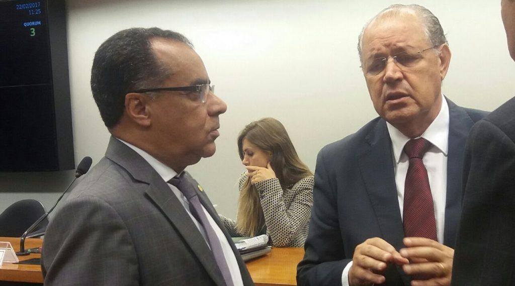 Deputado Celso Jacob participa de reunião da Comissão Especial da Reforma Tributária