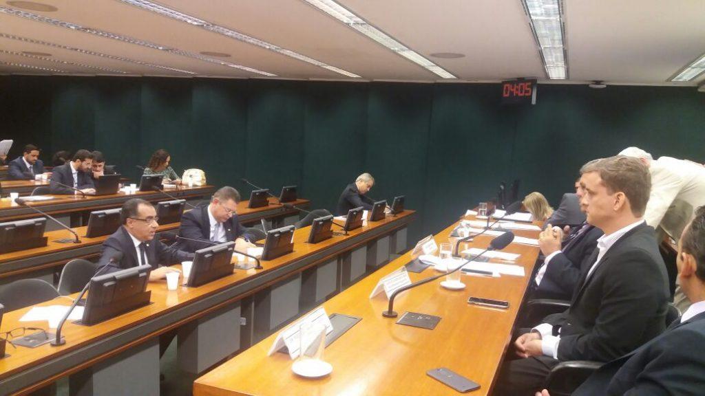 Deputado Celso Jacob participa da CPI da Lei Rouanet que ouviu produtora de show de Claudia Leitte