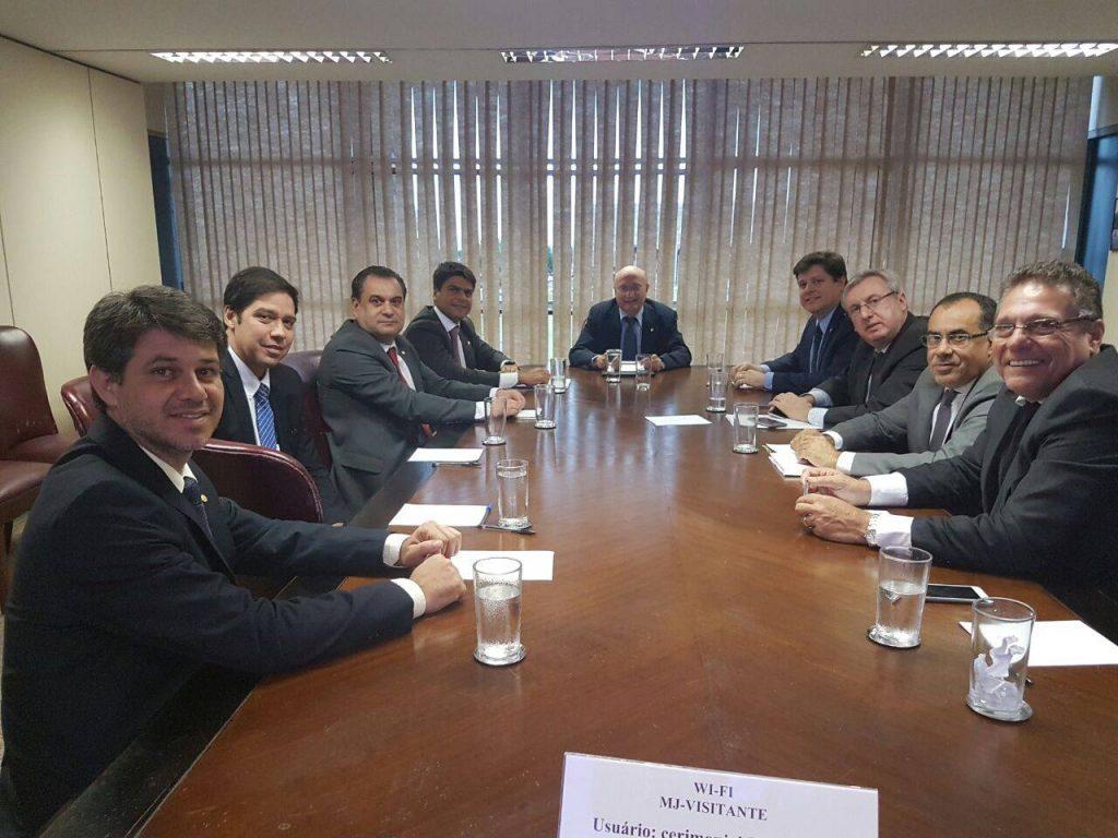 Segurança no Estado do RJ é tema de reunião com novo ministro da Justiça