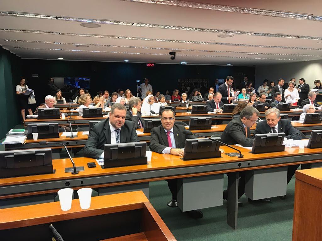 Deputado Celso Jacob comemora a continuidade das isenções fiscais a entidades filantrópicas