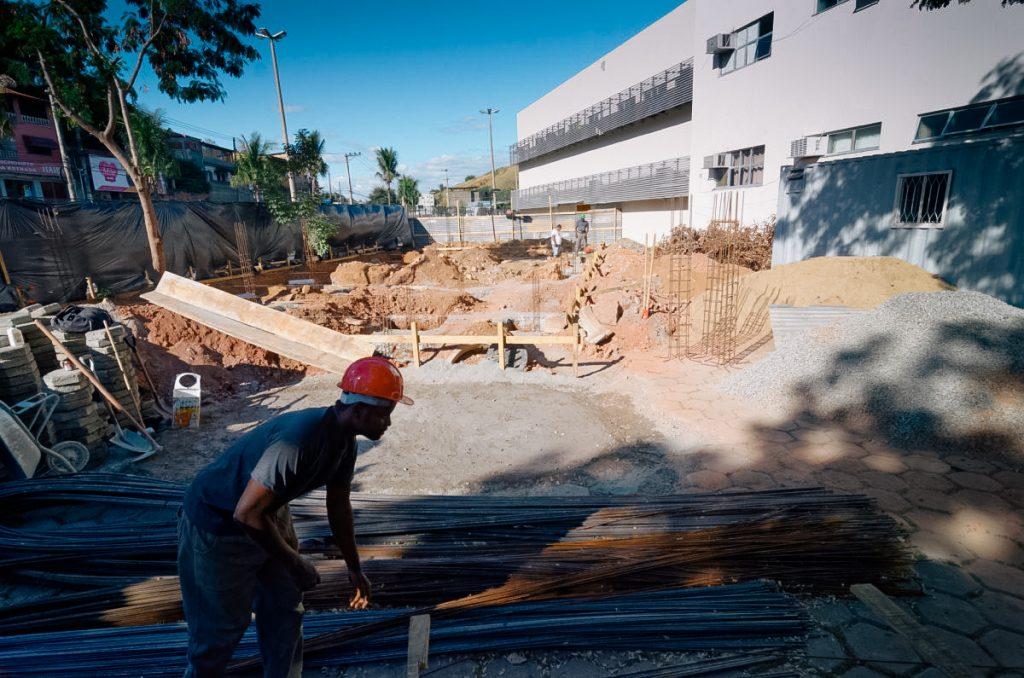 Refeitório da UFRRJ é construído com emenda de R$ 2 milhões do deputado Celso Jacob