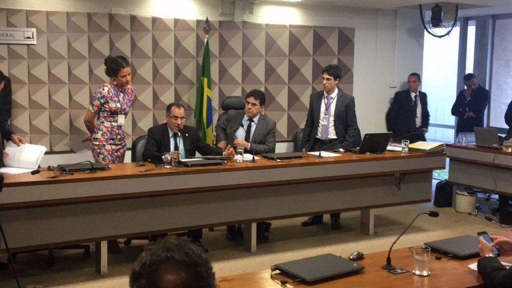 Deputado Celso Jacob é empossado presidente da Comissão da MP que trata de benefício fiscal para exibição cinematográfica