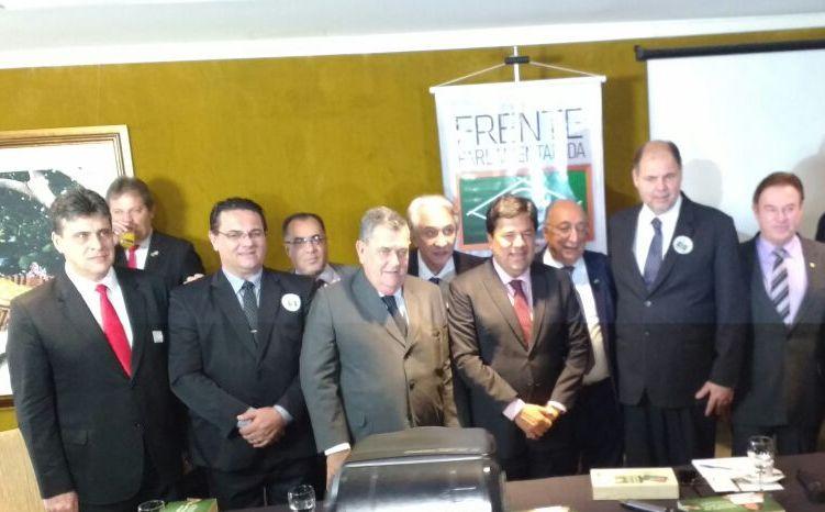 Deputado Celso Jacob participa de café da manhã com ministro da  Educação