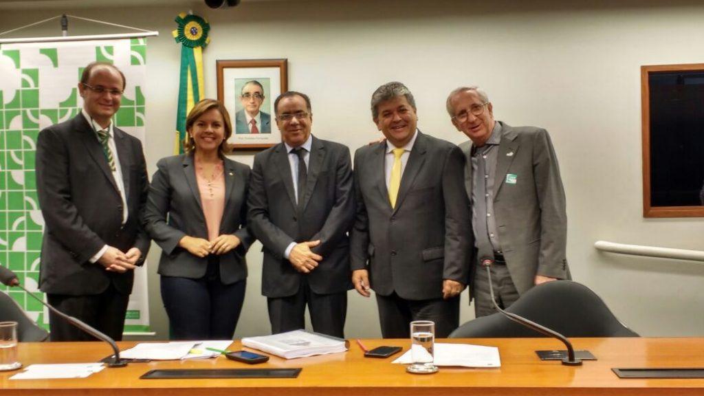 Deputado Celso Jacob e representantes da Educação discutem a Reforma do Ensino Médio e Base Nacional Comum Curricular
