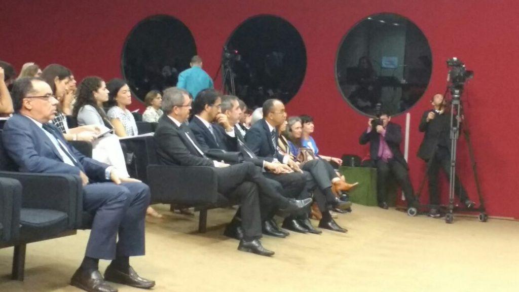 Deputado Celso Jacob participa de Seminário Internacional da Educação