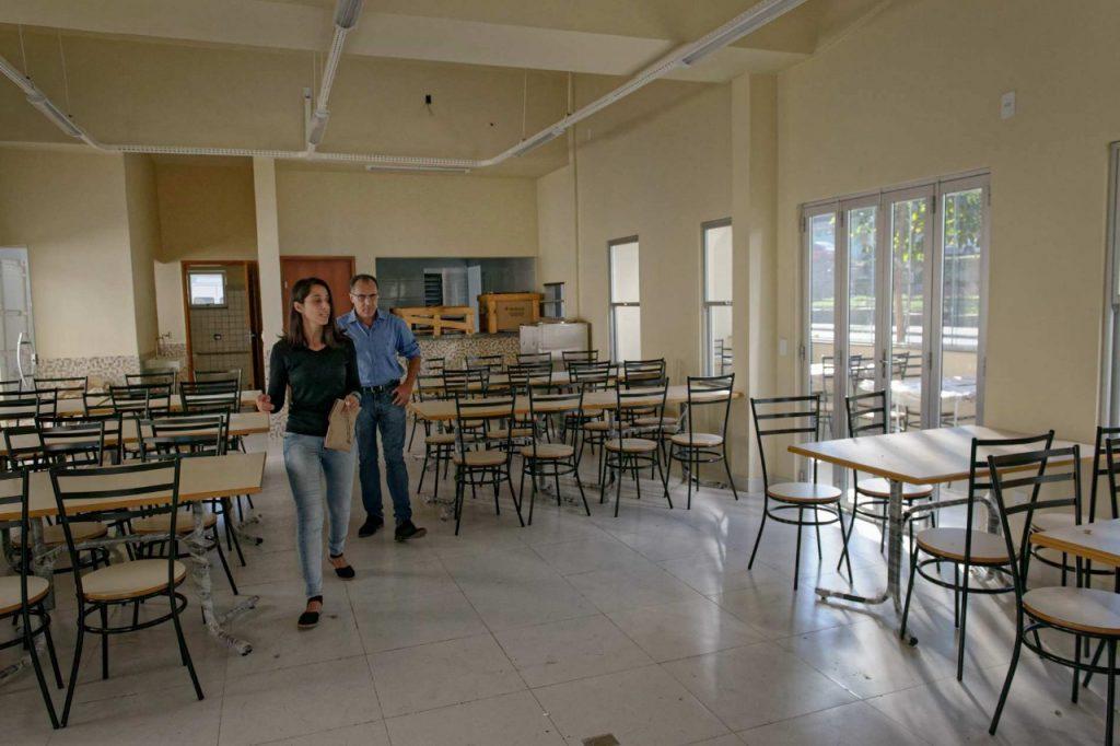 Deputado Celso Jacob visita obras da UFRRJ em Três Rios