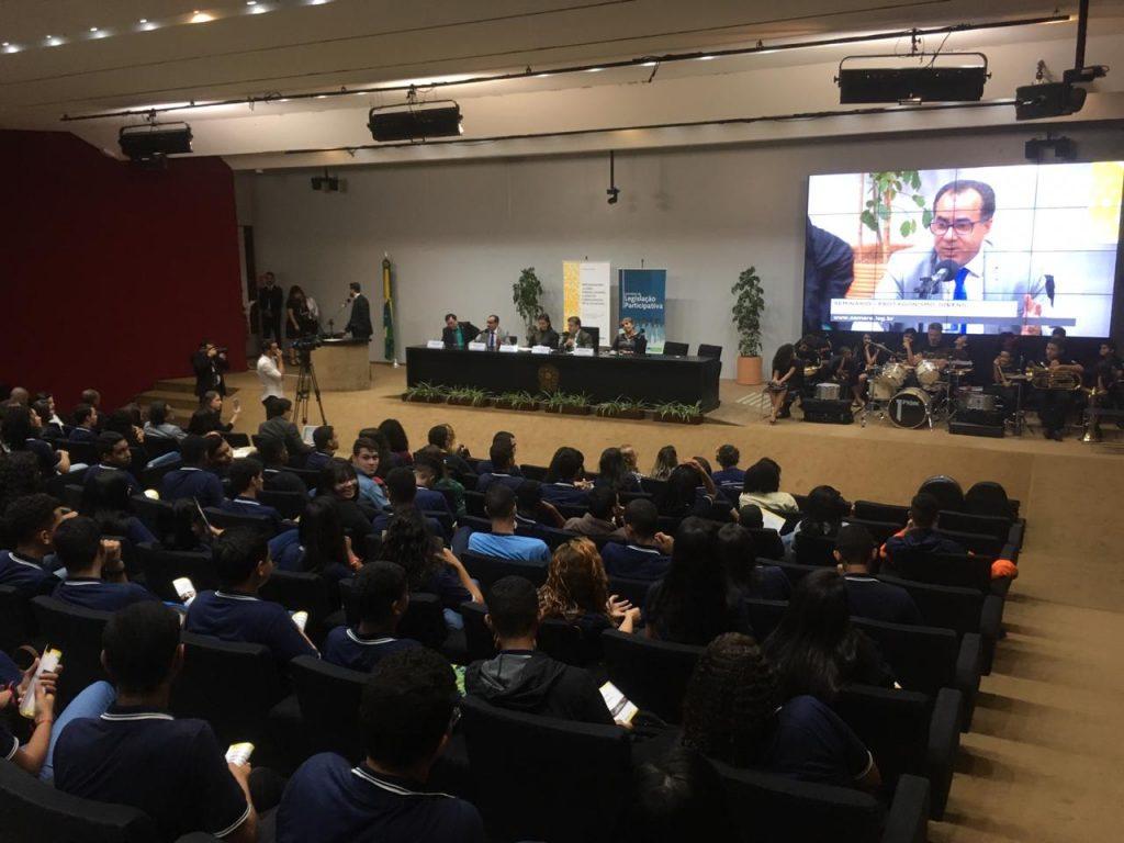 Deputado Celso Jacob realiza na Câmara seminário sobre políticas públicas de aprendizagem na juventude